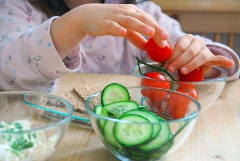 kinder-kochen