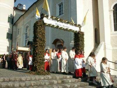 Fronleichnam österreich