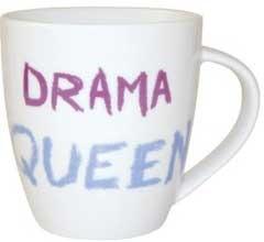 jamie oliver tasse drama queen umstellung. Black Bedroom Furniture Sets. Home Design Ideas