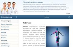 aminosauren-arthrose