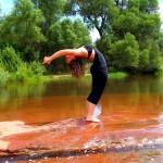 Yoga zur Stärkung des Körpers